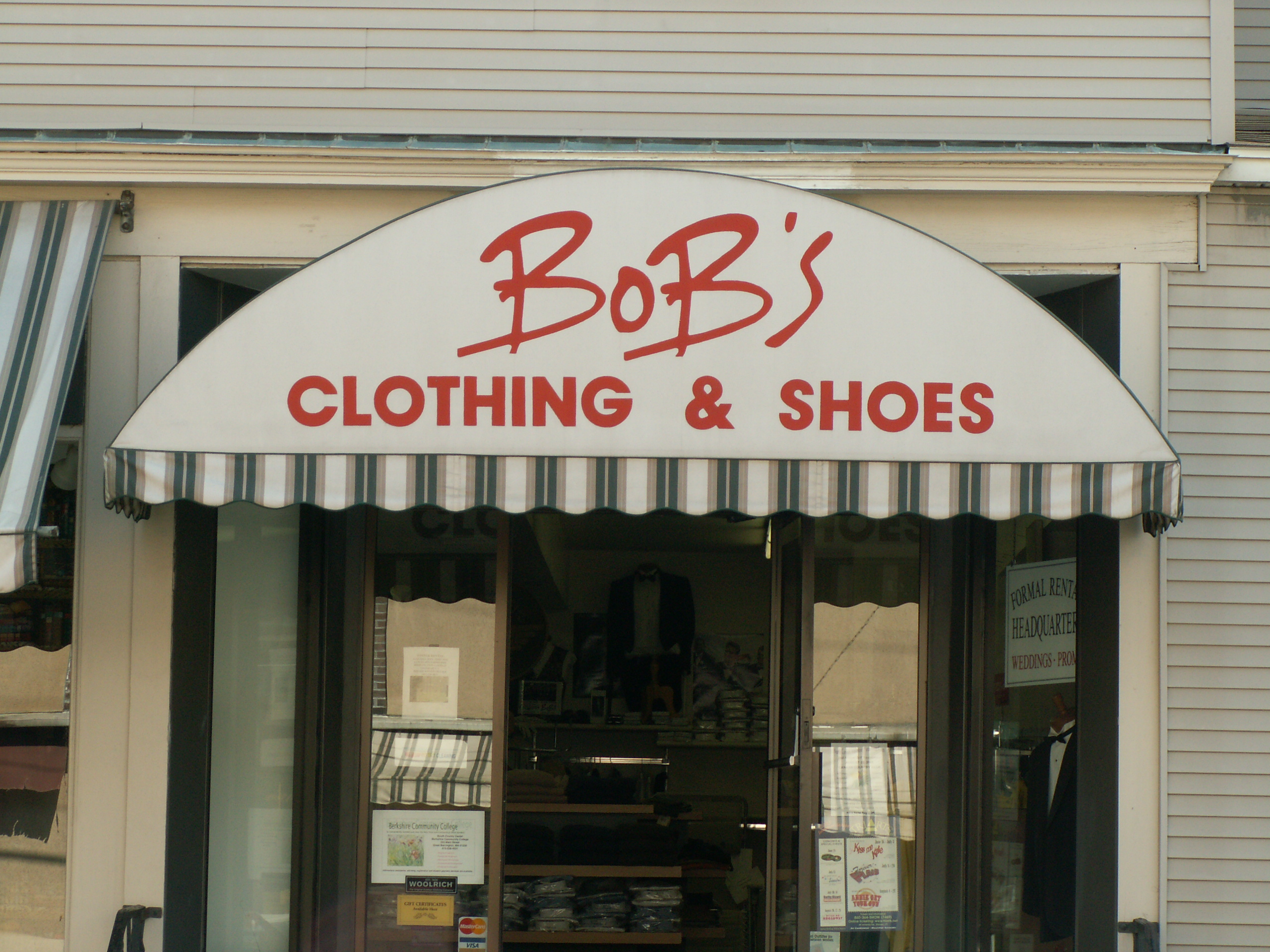 Women clothing stores Bobs clothing store