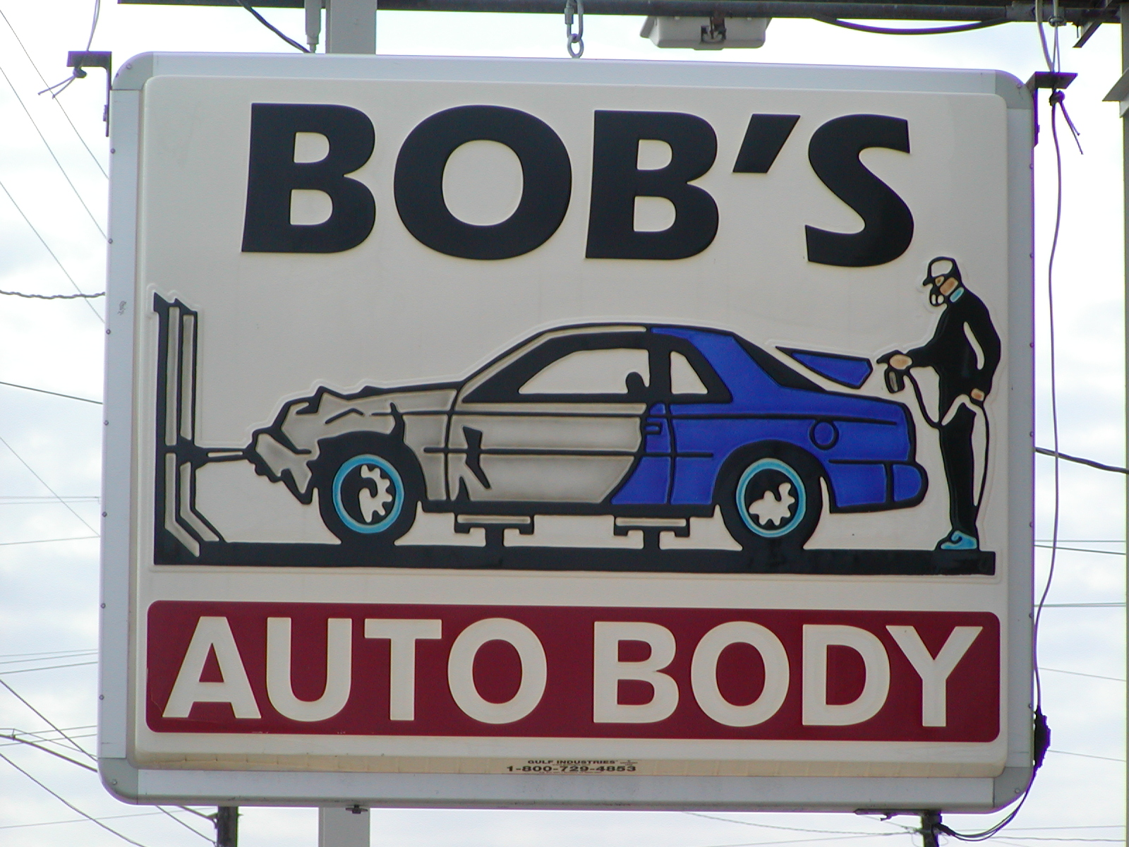 Bobs Auto Body - Panama City